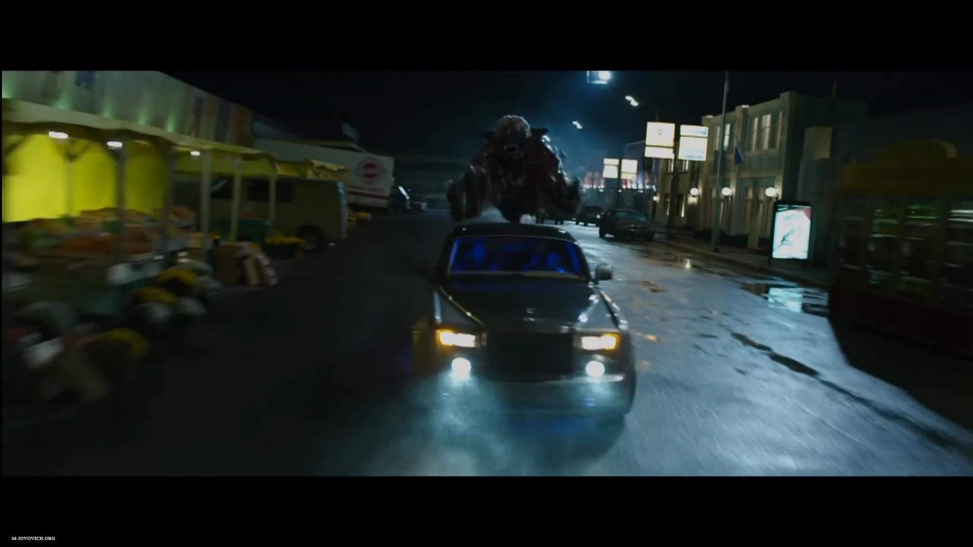 Resident evil 2 the movie trailer